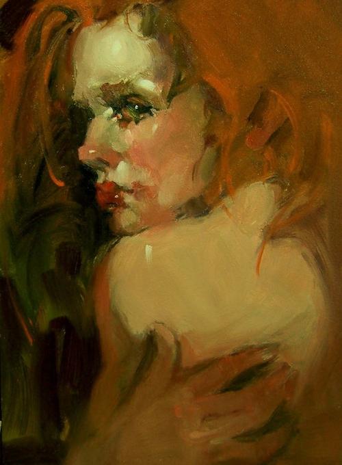 Kim Roberti ~ figuratif impressionniste peintre
