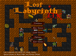 Sortie : Lost Labyrinth DX