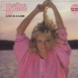 Betina - Love Is A Game - Complete LP