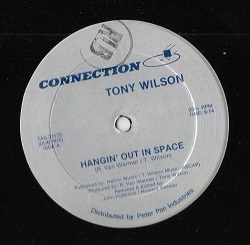 Tony Wilson - Hangin' Out In Space