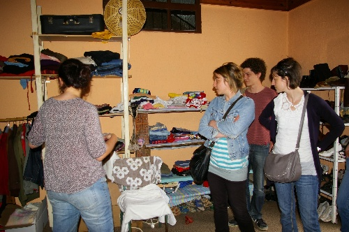 Visite du Localou