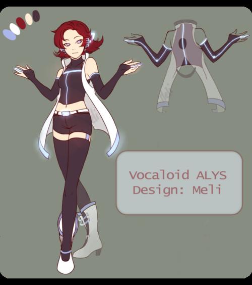 Future nouvelle vocaloid 3, très attendue des fans français !