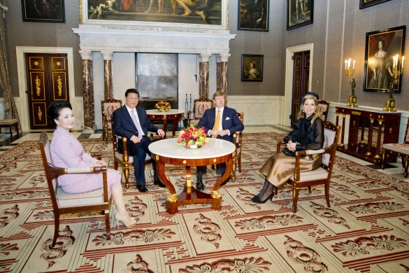 Le président chinois
