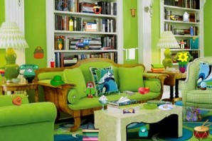 Green room - Hidden objects