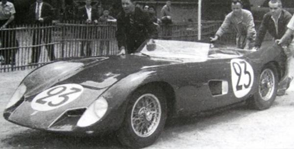 Le Mans 1957 Abandons II