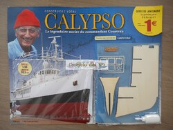 N° 1 Construisez la Calypso - Test