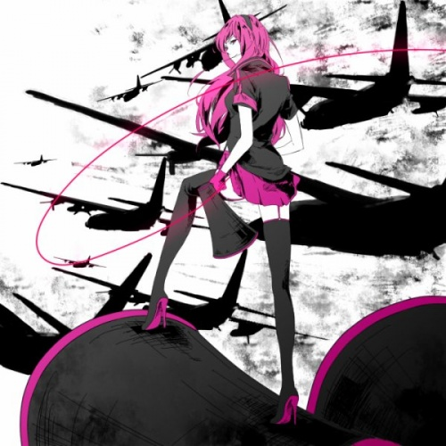 "Vocaloid in ""Love is wars"""