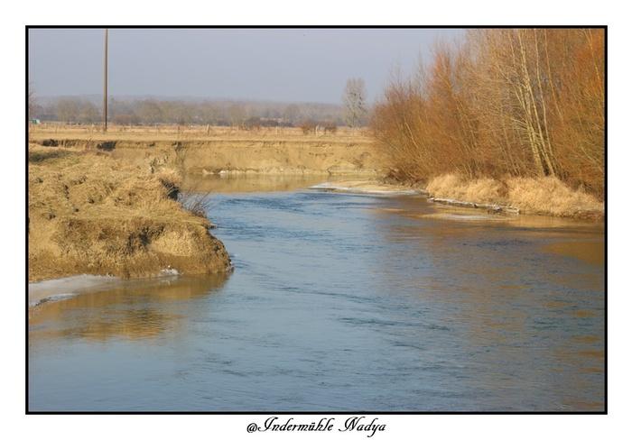 Givry, et sa rivière