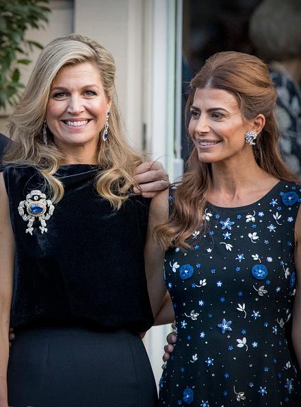 Maxima et Juliana, épouse du président argentin