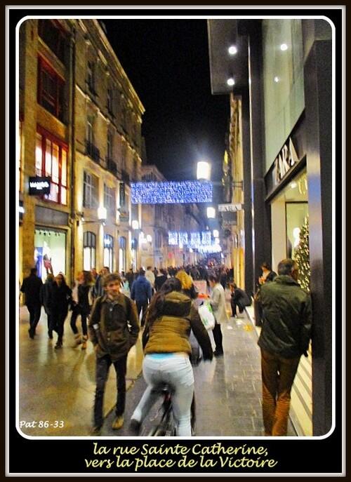 - Bordeaux illuminée pour Noël 2015