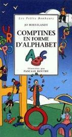 Comptines en forme d'alphabet (Jo Hoestlandt)