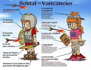 SOLDAT OU VACANCIER