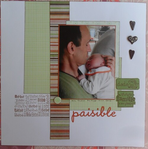 *** NP : Paisible ***