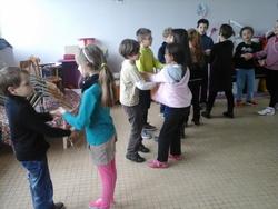 Danse bretonne CE1-CE2