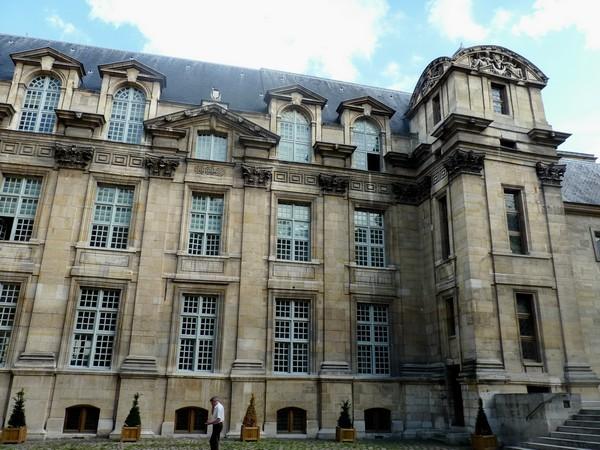 41 - Hôtel de Lamoignon