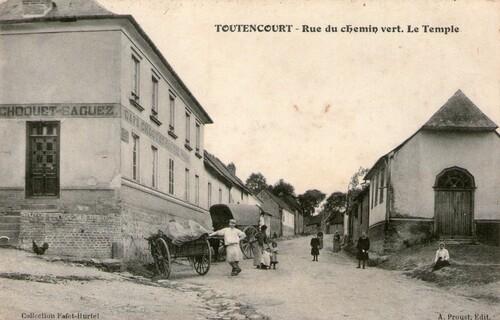 Thiérache, terre de protestants