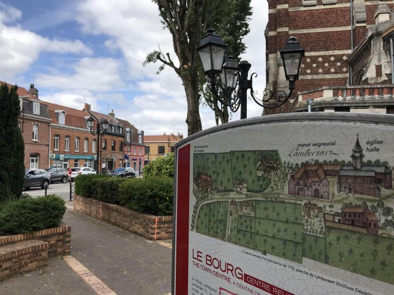 Lambersart Au centre-Bourg, la ville maintient son projet de réaménagement  en l'état