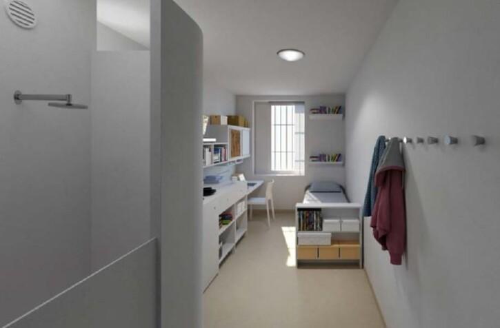"""""""L'apaisante prison"""" d'IFS suite..."""