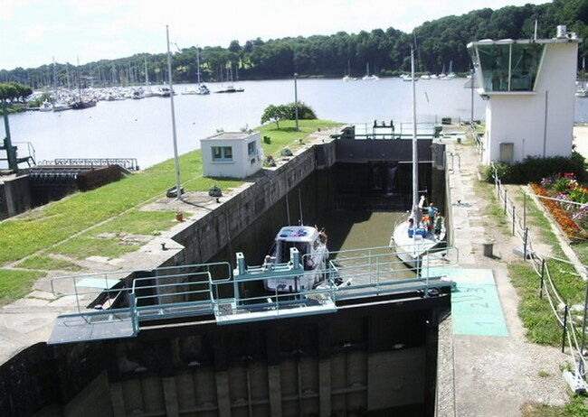 Le barrage de la Rance - 11ème partie...!!!