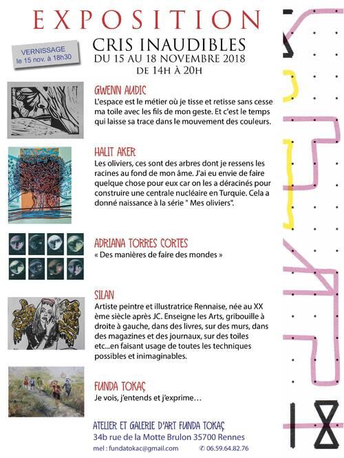 Ateliers et expositions