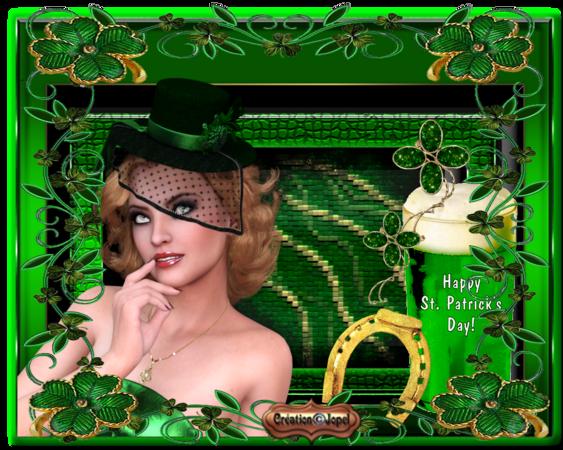 Pour la St-Patrick