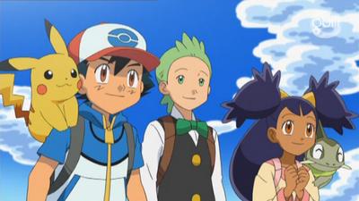 Pokémon S16 Aventures à Unys épisodes 36 et 37 VF