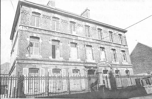 Le conservatoire national de musique rue Gustave Cuvelier