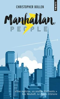 Manhattan People de Christopher Bollen