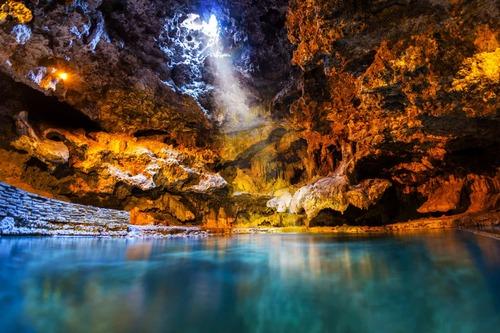 CELESTINE La rivière souterraine de ROZAN