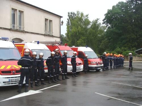 Le 14 Juillet 2009 à Châtillon sur Seine