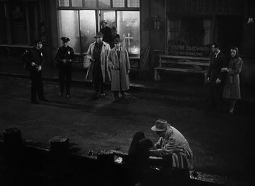 Quelque part dans la nuit, Somewhere in the nigh, Joseph L. Markiewicz, 1946