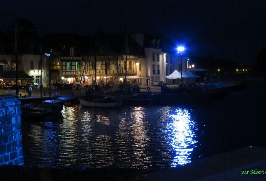 le soir à Auray-Goustan - 4