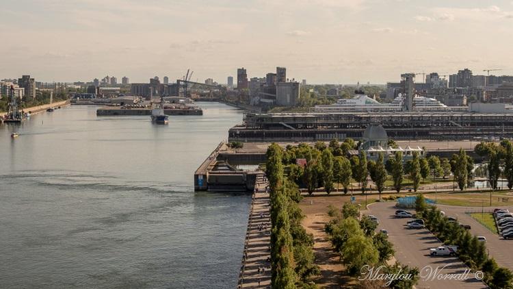 Montréal : Le Vieux Port 1/2