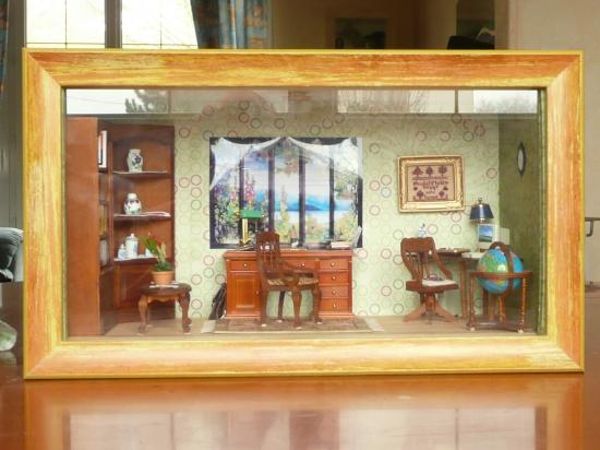 vitrine bureau le fil conducteur. Black Bedroom Furniture Sets. Home Design Ideas