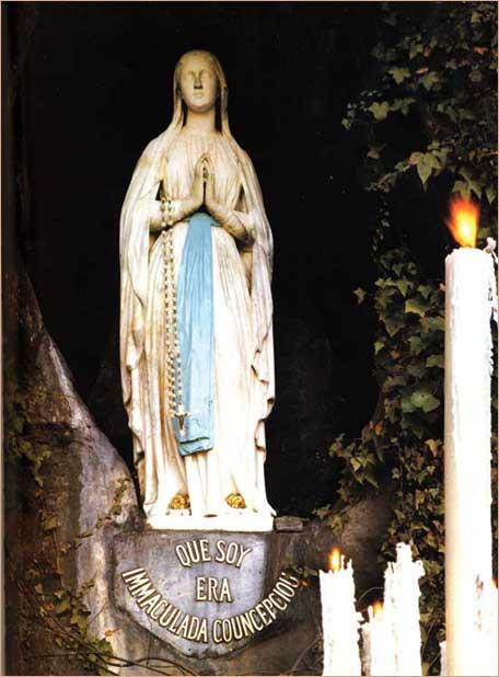 Le mois du rosaire : 27 octobre