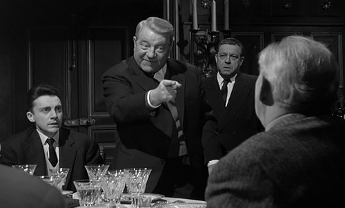 MAIGRET ET L'AFFAIRE SAINT FIACRE - BOX OFFICE JEAN GABIN 1959