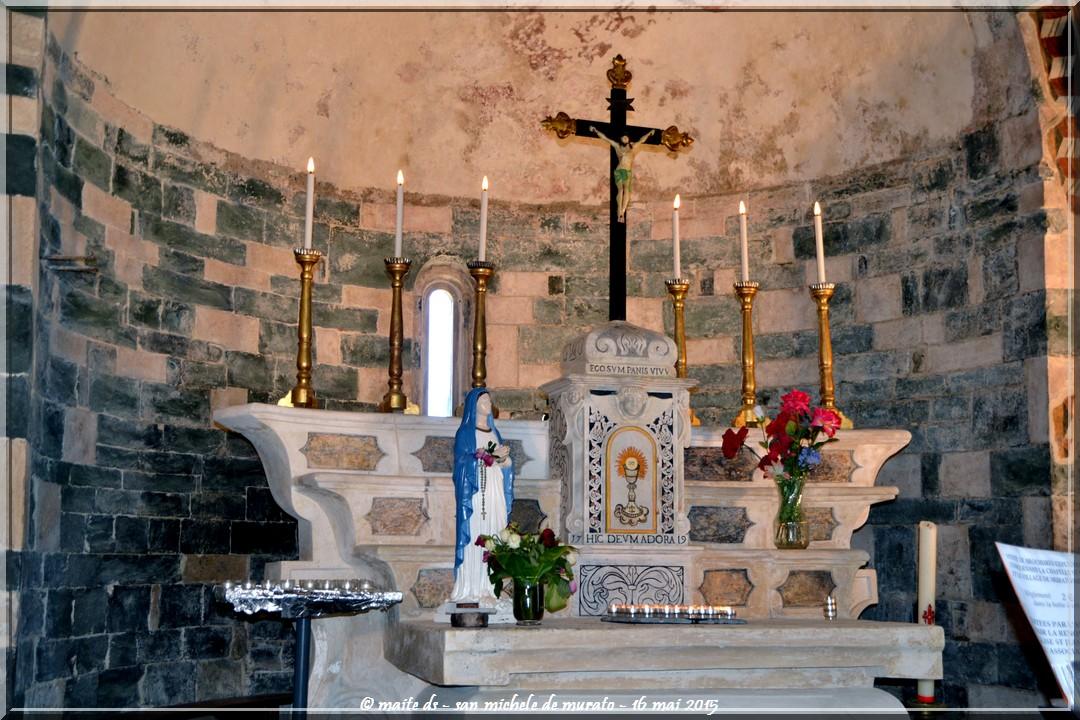 Eglise San Michele de Murato - Corse (2)