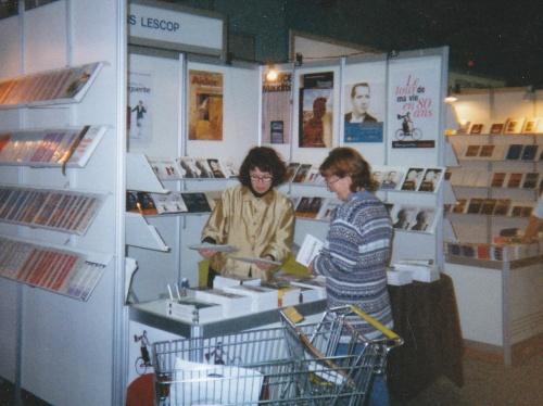 Amis : Louise Lescop
