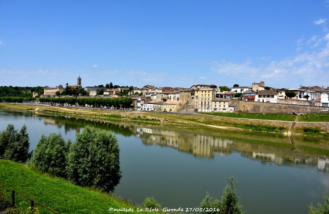 La Réole - Gironde