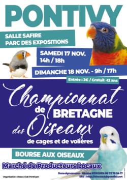 CHAMIONNAT DE BRETAGNE le 17 et 18 novembre 2018