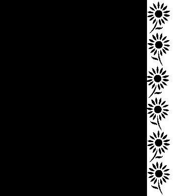 Masques Fleuris série 5