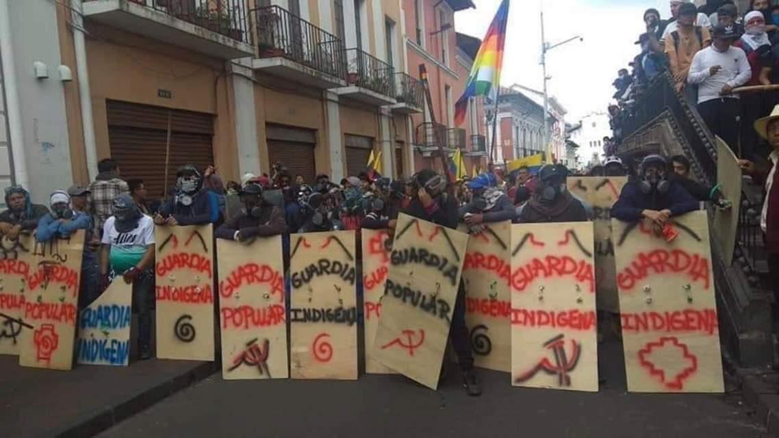 Revue de presse : Équateur, Syrie-Rojava, Tunisie