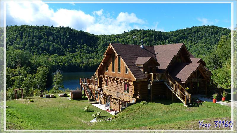 Auberge Couleurs de France - Petit Lac Preston - Duhamel - Outaouais - Québec - Canada
