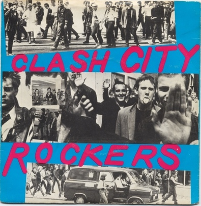 The Clash - The Singles 5 - Clash City Rockers