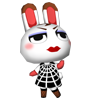 Tiphaine animal crossing WII