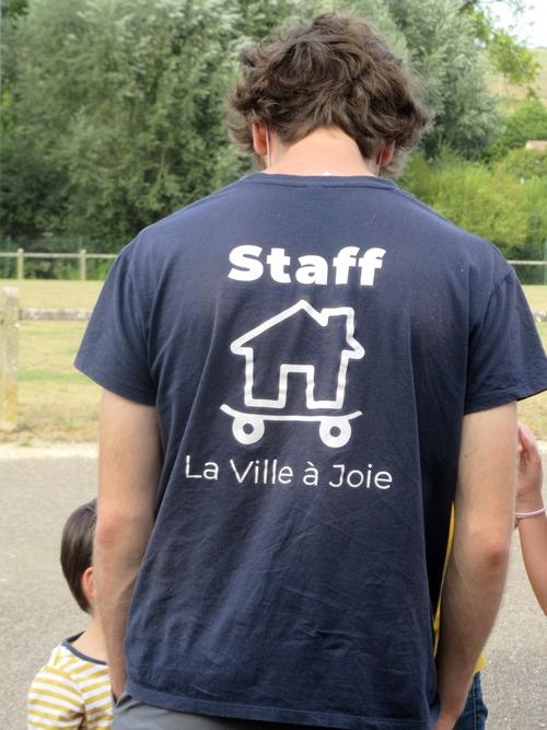 """""""La Ville à Joie"""" a animé cet été plusieurs villages châtillonnais ..."""