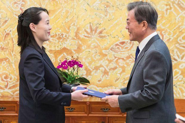 Kim Jong-un veut rencontrer le président sud-coréen rapidement