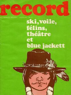 Blue Jackett, un western inédit de Tardi