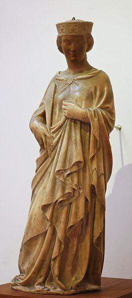 Sainte Réparate, martyre († 253)
