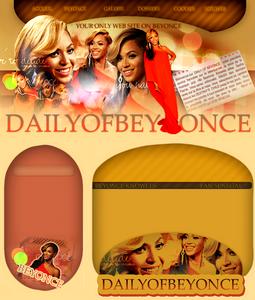 +1 layout sur Beyonce ! [ fermeture des commandes ]